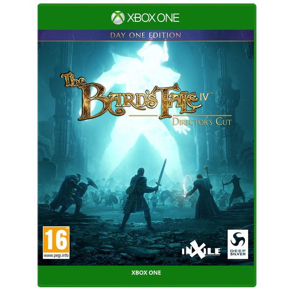 The Bard's Tale IV Director's Cut Day One Edition Xbox One Game