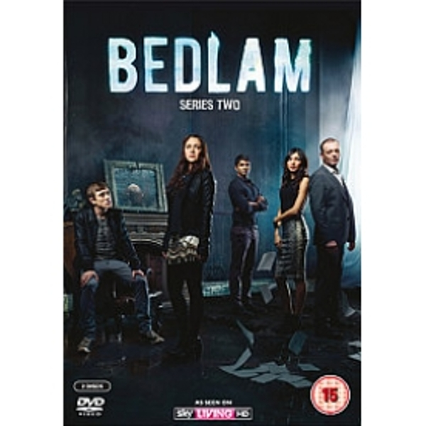 Bedlam Series 2 DVD