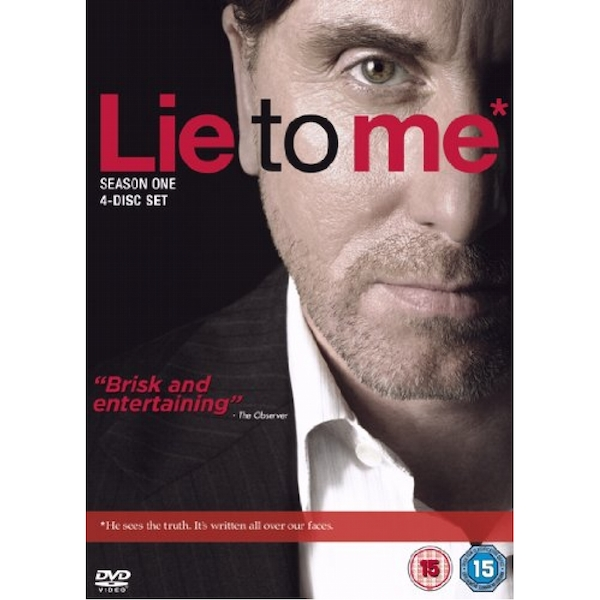 Lie To Me - Season 1 DVD