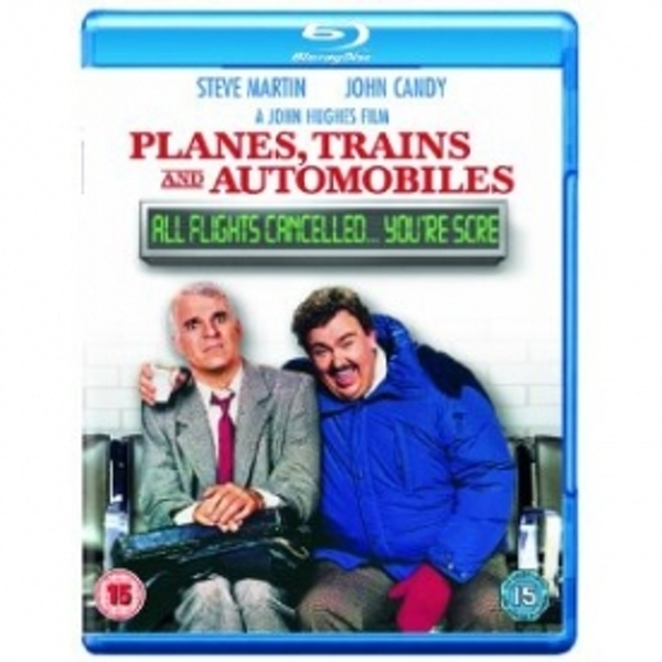 Planes Trains & Automobiles Blu Ray