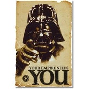 Star Wars Your Empire Needs You Maxi Poster