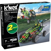 K'nex Revvin Race Car 2-in-1 Building Set