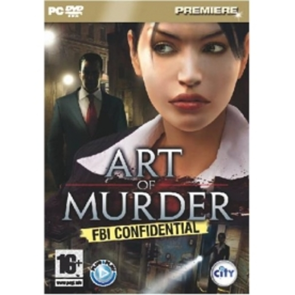Art Of Murder: FBI Confidential Game PC