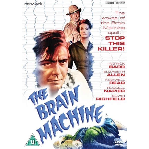 The Brain Machine DVD