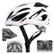 Bliz Defender Bike Helmet Shiny White S/M 54-58