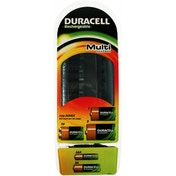 Duracell Multi Charger for AA/AAA/C/D/9v UK Plug