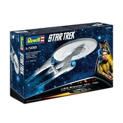 NCC Enterprise 1701 (Star Trek Into Darkness) Revell 1:500 Level 4 Model Kit