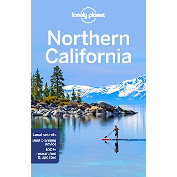Lonely Planet Northern California  Paperback / softback 2018
