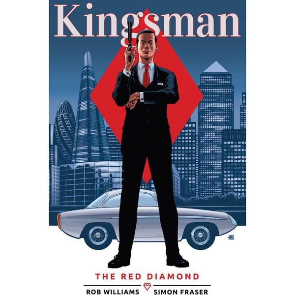 Kingsman: Volume 2: The Red Diamond