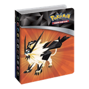 Pokemon TCG: Sun & Moon 5 Ultra Prism Mini Portfolio + Booster Pack