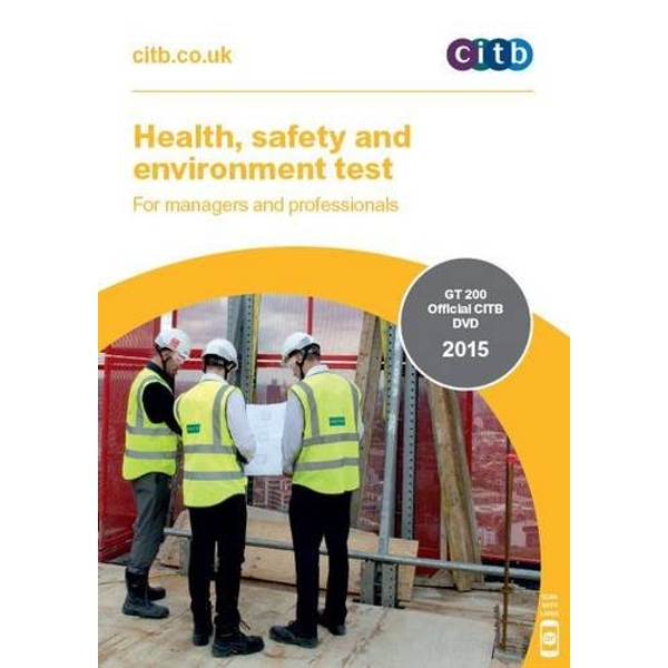 Health, Safety and Environment Test for Managers and Professionals  DVD-ROM 2015