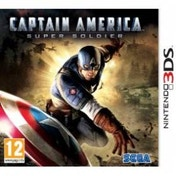 Marvel's Captain America Super Soldier Game 3DS