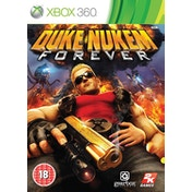 Duke Nukem Forever Game Xbox 360 [Used - Like New]