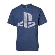 Sony - Logo Men's X-Large T-Shirt - Blue