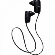 JVC Gumy Sports Bluetooth In Ear Headphones Black