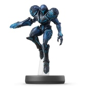Dark Samus Amiibo No 81 (Super Smash Bros Ultimate) for Nintendo Switch & 3DS