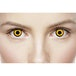 Orange Werewolf 1 Day Halloween Coloured Contact Lenses (MesmerEyez XtremeEyez) - Image 3