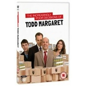 The Increasingly Poor Decisions of Todd Margaret DVD 2-Disc Set