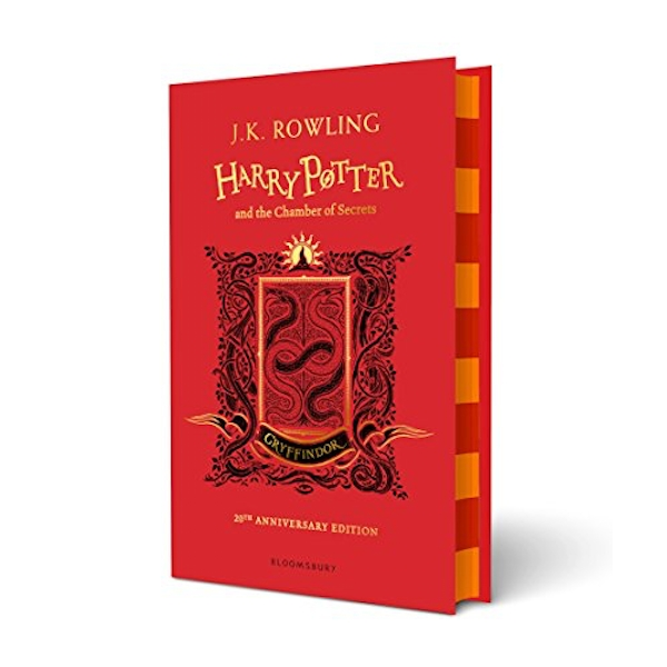 Harry Potter and the Chamber of Secrets - Gryffindor Edition  Hardback 2018