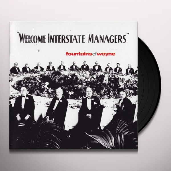 Fountains Of Wayne - Welcome Interstate Managers Vinyl