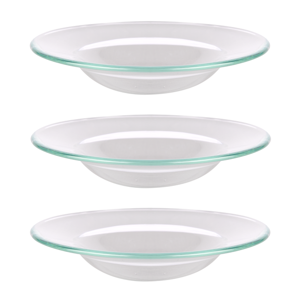 Replacement Oil Warmer Dishes - Set of 3 | M&W