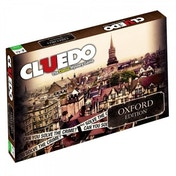 Cluedo Oxford Edition