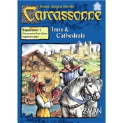 Carcassonne Inns & Cathedrals Expansion 1