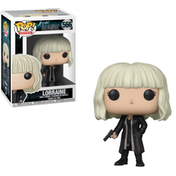Lorraine Outfit 2 (Atomic Blonde) Funko Pop! Vinyl Figure #566