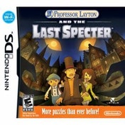 Professor Layton 4 And The Last Specter (Spectres Call) Game DS (#)