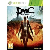 DmC Devil May Cry Game Xbox 360