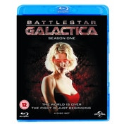 Battlestar Galactica Season 1 Blu-Ray