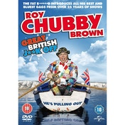 Roy Chubby Brown's Great British J**k Off DVD