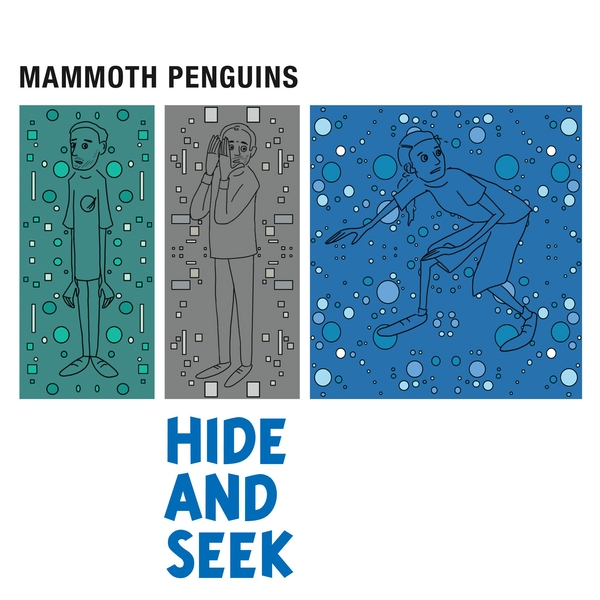 Mammoth Penguins ‎– Hide And Seek Green & Blue Vinyl