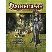 Pathfinder Adventure Path 118 Siege of Stone (Ironfang Invasion 4 of 6)