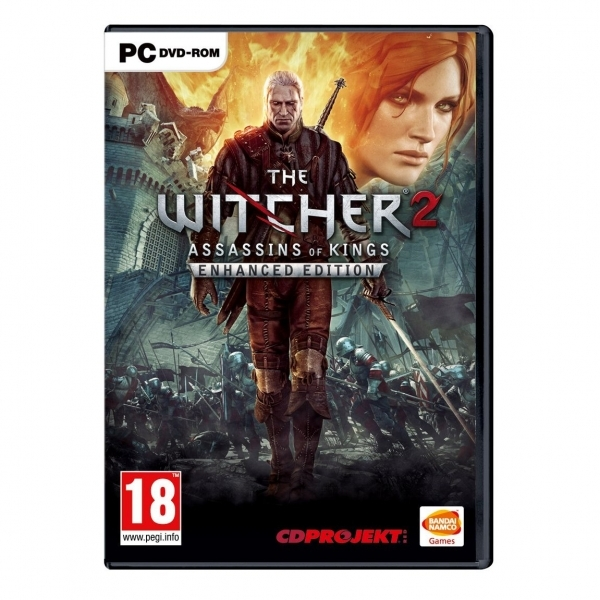 The Witcher 2 Assassins Of Kings Enhanced Edition Game PC