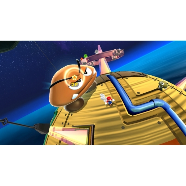 Super Mario Galaxy (Selects) Game Wii - Image 2