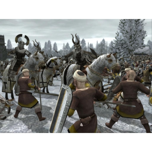 Medieval II 2 Total War Gold Edition Game PC - Image 2