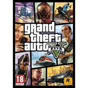 Grand Theft Auto GTA V (Five 5) PC Game