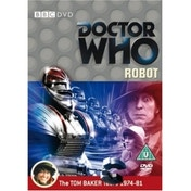 Doctor Who: Robot (1974) DVD