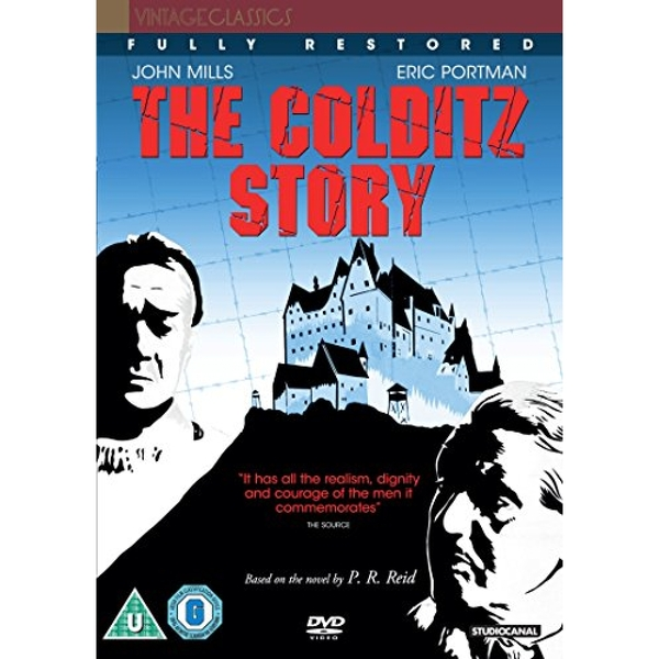 The Colditz Story 2012 DVD