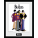 The Beatles Yellow Submarine Group Collector Print - Image 2