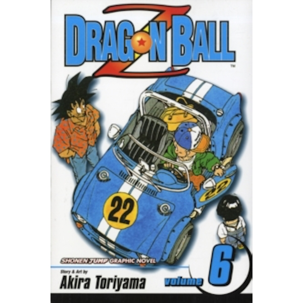 Dragon Ball Z, Vol. 6 : 6