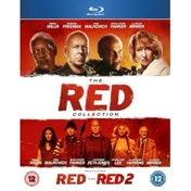 Red & Red 2 Blu-ray