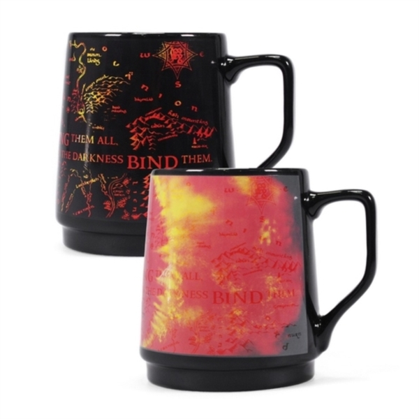 Lord Of The Rings - Heat Change Tankard Heat Change Mug