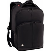 Wenger Link 16inch Laptop Backpack with Tablet Pocket Black
