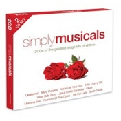 Simply Musicals 2CD