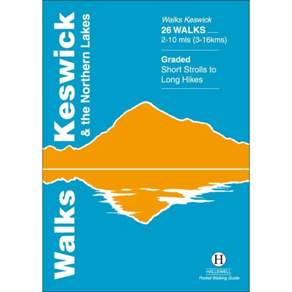 Walks Keswick and the Northern Lakes by Richard Hallewell (Paperback, 1996)