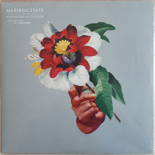 Maribou State - Kingdoms In Colour Vinyl