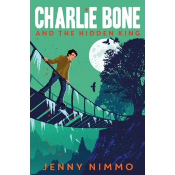 Charlie Bone and the Hidden King : 5