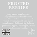 Frosted Berries (Pastel Collection) Votive Candle - Image 3